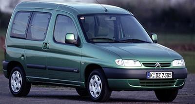 tapis avant 1997-2005