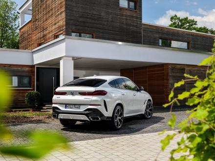 NOUVEAU ! Tapis de voiture pour la BMW X6 (G06) 2019 ->