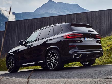 Nouveau! Tapis automobile pour BMW X5 Xdrive45e 2019->