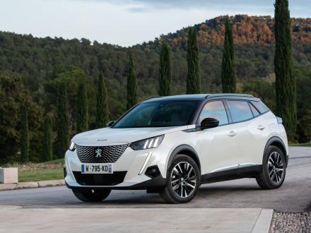 Nouveau!  Tapis automobile pour Peugeot e-2008