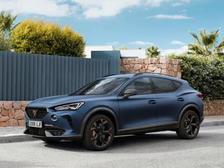 Nouveau ! Tapis de voiture pour Cupra Formentor 2020->