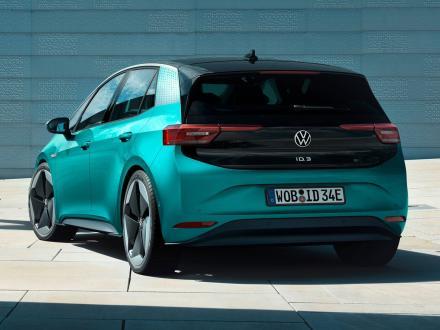 Nouveau! Tapis de sol sur mesure pour la Volkswagen ID.3