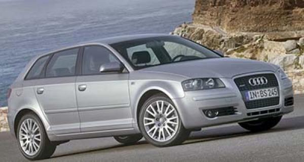 3 portes / Sportback 2003-2011