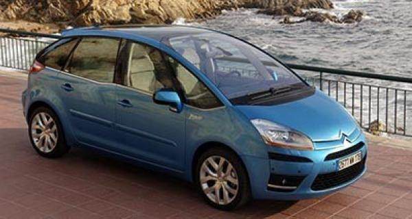 C4 Picasso 5 places 2006-2013