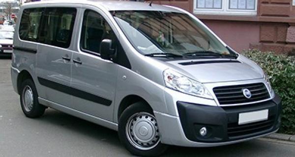 minibus 3eme rangée 2007-