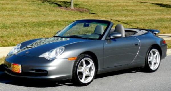 911-996 Cabriolet 1998-2005