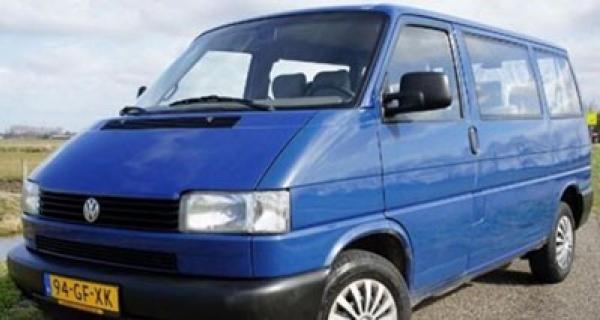 1990-2003 T4 tapis avant
