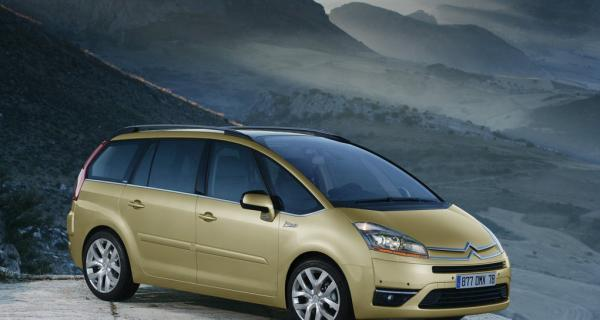 C4 Picasso 7 places 2006-2013