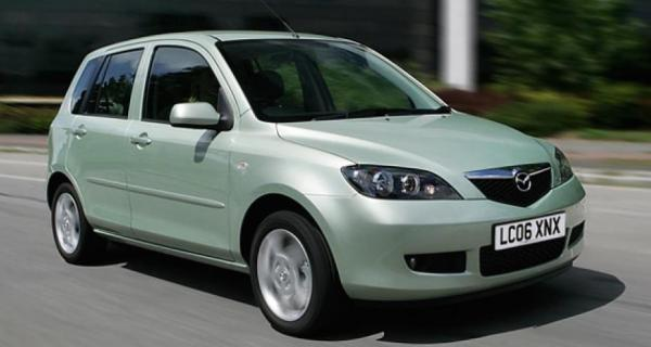5 portes MPV 2006-2008